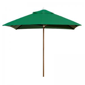 Guarda-sol Tipo Italiano (ombrelone) 2,70 x 2,70m quadrado