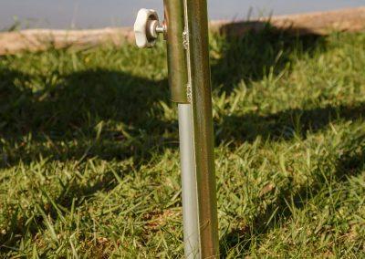 Base Multiuso Tubo 40 e 47mm