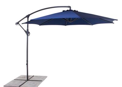 Guarda-sol Haste Lateral Azul