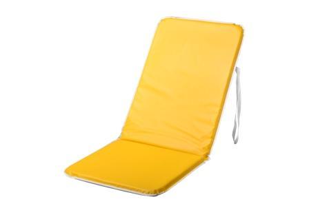 Almofada p/ cadeira reclinável 47 x 1,16 x 1,8 cm