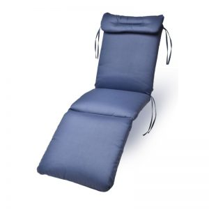 Almofada ELITE espreguiçadeira 57 x 190 x 7cm (manta acrílica) Solaris