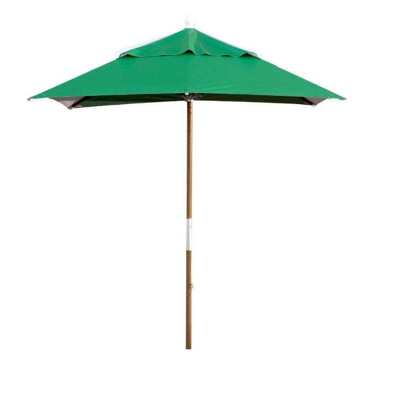 Guarda-sol Tipo Italiano (ombrelone) 1,65 x 1,65m quadrado